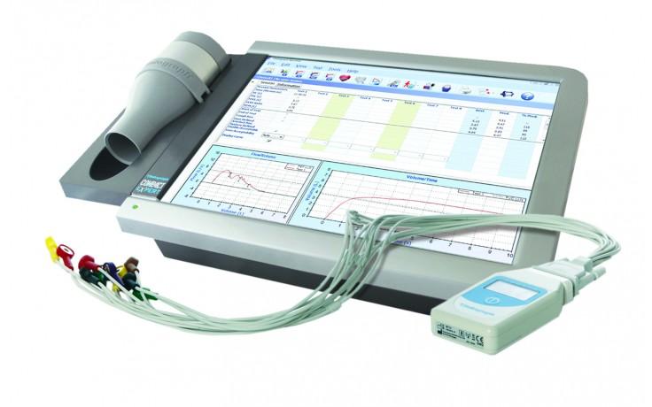 Vitalograph Компакт- медицинска работна станция