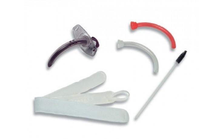 Трахеостомна канюла без балон, с фенестрация, комплект