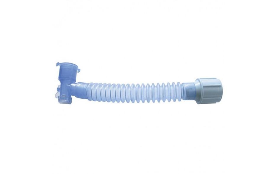 Връзка на ендотрахеална тръба към система за обдишване, с конектор