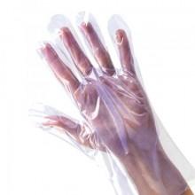 Ръкавици полиетилен, релефни